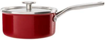 Kitchenaid Faitout KITCHENAID 24cm emaille rouge em