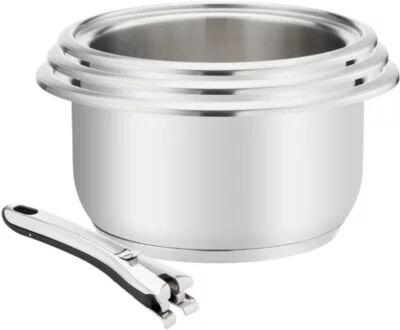 Lagostina Set LAGOSTINA casseroles Maestria inox 4