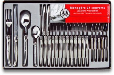 Laguiole Production Ménagère LAGUIOLE PRODUCTION 24 couverts