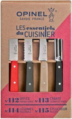 Opinel Couteau OPINEL Coffret Les Essentiels Lo