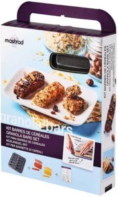Mastrad Coffret MASTRAD Barres cereale moule et