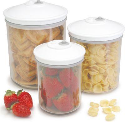 Food Saver Accessoire FOOD SAVER FSC003 : 3 bocaux