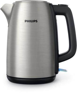 Philips Bouilloire PHILIPS HD9351/90 Viva métal