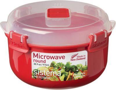 Sistema Boîte SISTEMA cuit vapeur pour micro ond