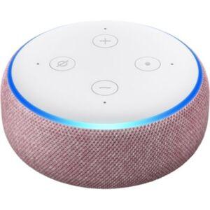 Amazon Assistant vocal AMAZON Echo Dot 3 Prune - Publicité