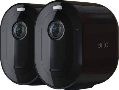 Arlo Caméra ARLO Pro 3 Black Kit de 2 cam VMS