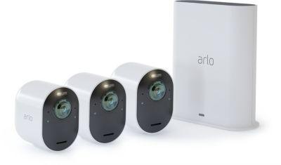 Arlo Caméra ARLO Gen 5 sans fils Kit 3 cam VM