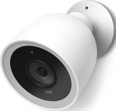 Nest Caméra NEST Cam Outdoor IQ