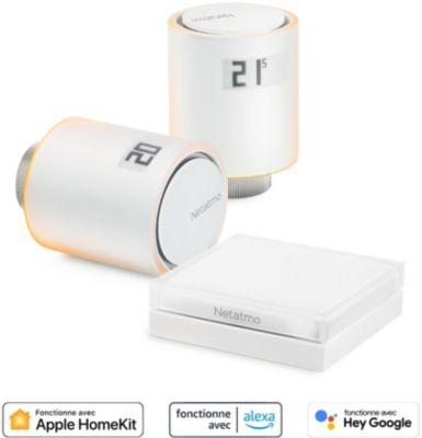 Netatmo Thermostat NETATMO Kit Vanne connectée r