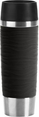 Emsa mug EMSA Isotherme 0.5L inox/noir