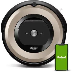 Irobot Aspi Robot IROBOT ROOMBA E6198 - Publicité