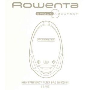 Rowenta Sac Aspi ROWENTA Shock Absorber - Publicité