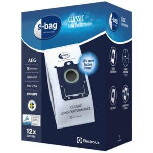 Electrolux Sac Aspi ELECTROLUX S-bag E201SM 12 sacs - Publicité