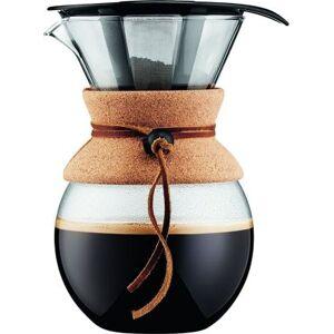 Bodum Cafetière BODUM POUR OVER CAFETIERE FILT - Publicité