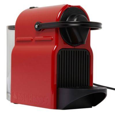 Krups Nespresso KRUPS Inissia Red Ruby YY1531F
