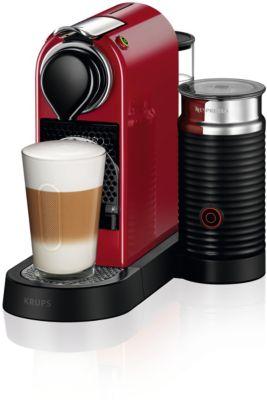 Krups Nespresso KRUPS CITIZ & MILK ROUGE YY411