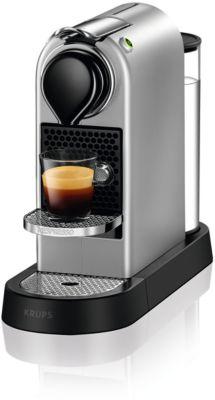 Krups Nespresso KRUPS CITIZ SILVER YY4118FD