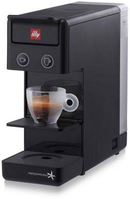 Illy Machine ILLY Y3.2 Noire Expresso & Coffe