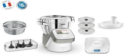 Moulinex Robot MOULINEX I Companion XL Touch HF93