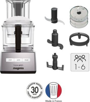 Magimix Robot MAGIMIX CS4200 XL CHROME MAT 18471