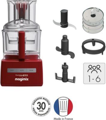 Magimix Robot MAGIMIX CS 4200 XL ROUGE 18474F