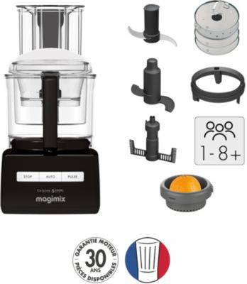 Magimix Robot MAGIMIX CS 5200 XL Noir