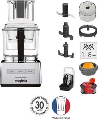 Magimix Robot MAGIMIX CS 5200 XL PREMIUM CHROME