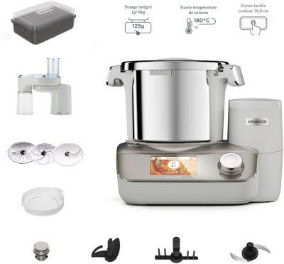 Kenwood Robot KENWOOD Connecté CookEasy+ CCL50.A