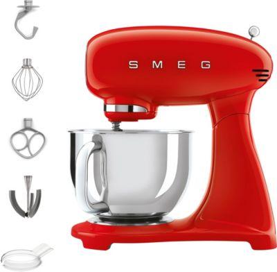 Smeg Robot SMEG SMF03RDEU Rouge