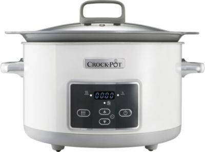 Crock Pot Mijoteur CROCK POT programmable - 5 L -