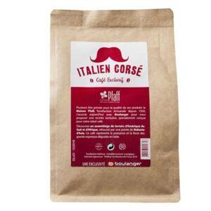 Pfaff Paquet café PFAFF grains Italien Corsé 2 - Publicité