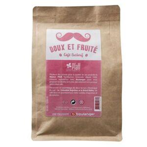 Pfaff Paquet café PFAFF grains Doux & Fruité 2 - Publicité
