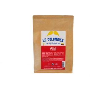 Pfaff Paquet café PFAFF grains Colombien 100% - Publicité