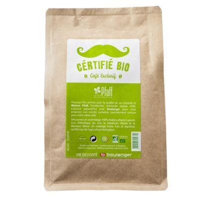 Pfaff Paquet café PFAFF grains Certifié Bio 25