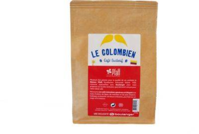 Pfaff Paquet café PFAFF grains Colombien 100%