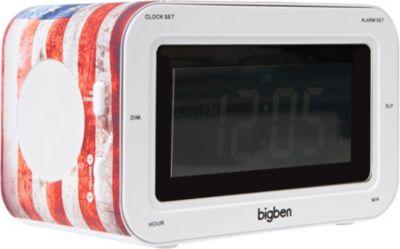 Bigben Radio-réveil BIGBEN RR30 USA
