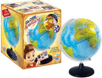 Buki Jeu BUKI Globe aventure
