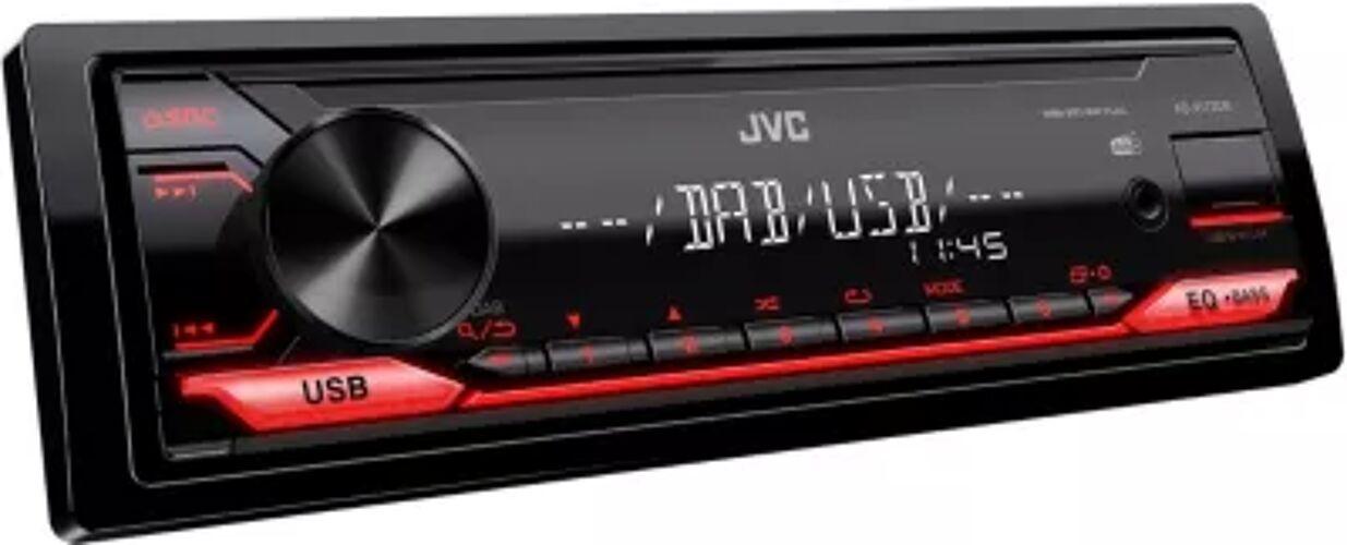 JVC Auto-Radio JVC KD-X172DB