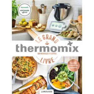 Larousse Livre LAROUSSE Thermomix generaliste - Publicité