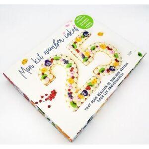 Marabout COFFRET MARABOUT Number cake - Publicité