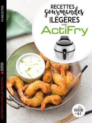 Larousse Livre LAROUSSE Actifry Recettes gourmand