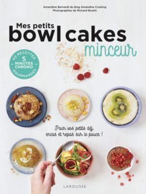 Larousse Livre LAROUSSE Mes petits bowl cakes min
