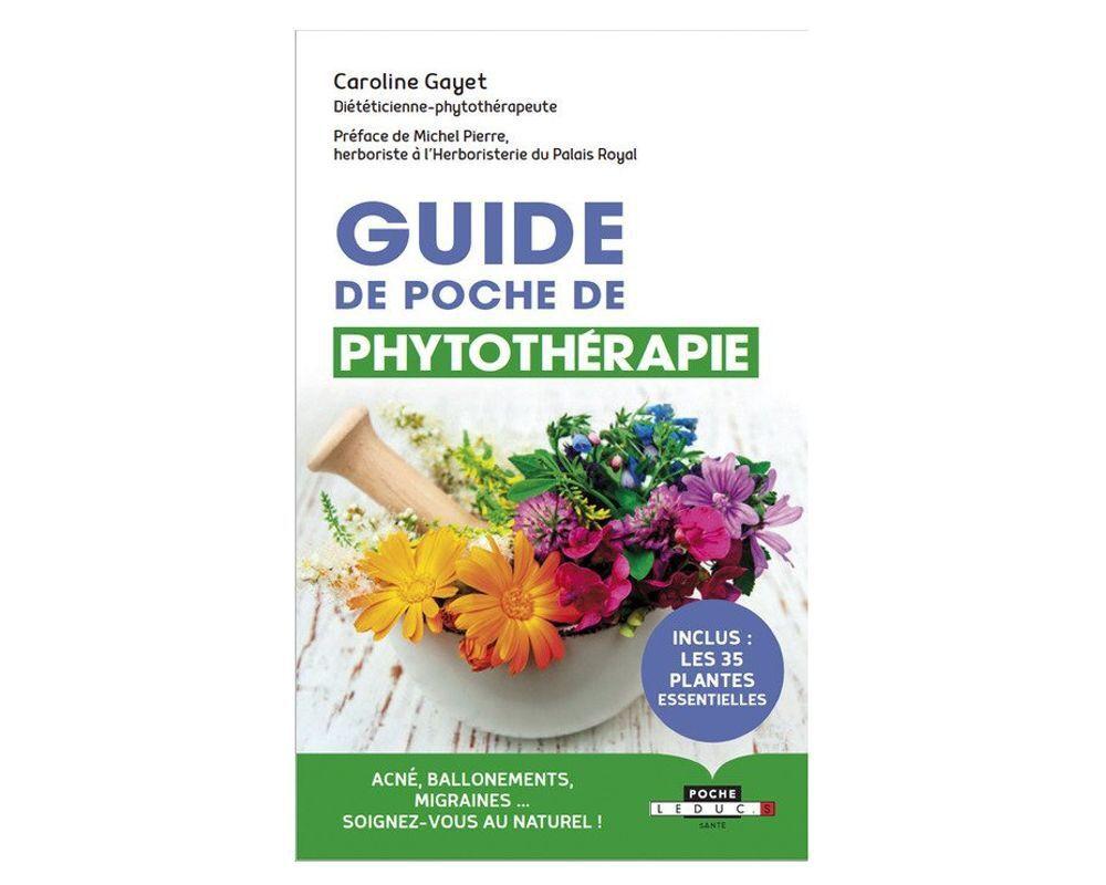Thierry Duhec Guide de poche de Phytothérapie