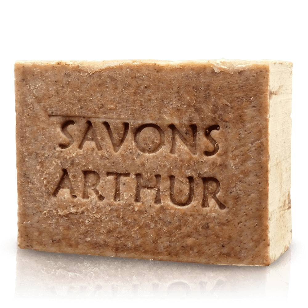 Savons Arthur Savon Bio à la Cannelle Bio - Peaux mixtes et grasses