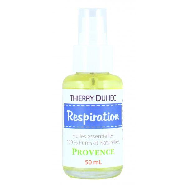 Thierry Duhec Spray Respiration aux Huiles Essentielles 100 mL