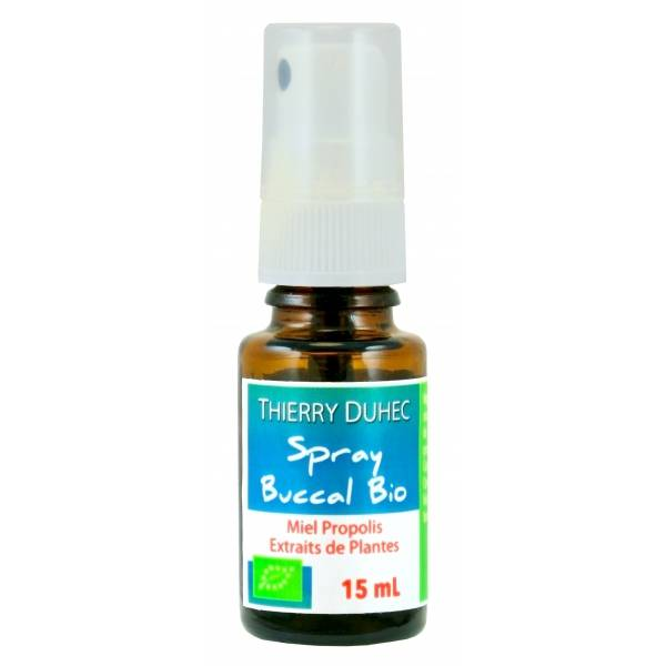 Thierry Duhec Spray Buccal BIO 15 mL