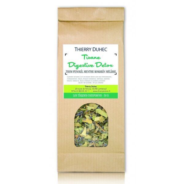 Thierry Duhec Tisane Digestive Detox 50 g
