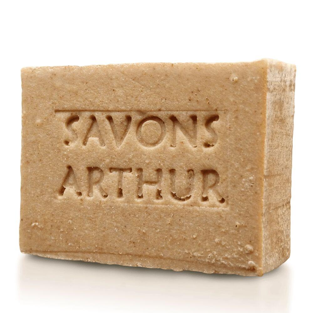 Savons Arthur Savon & Shampoing Bio au Curcuma Bio - Tous types de peaux
