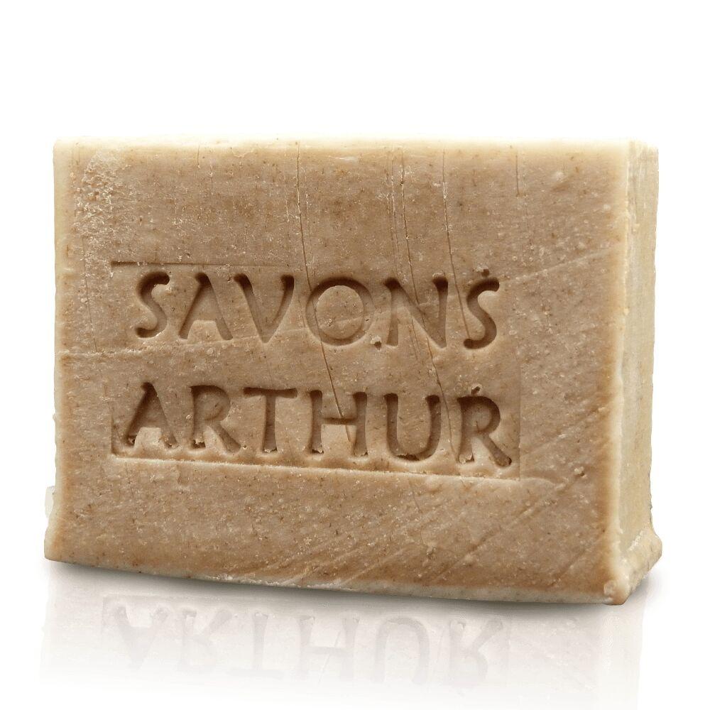 Savons Arthur Savon & Shampoing Bio Fleurs de Lavande Bio - Favorise Calme et Décontraction