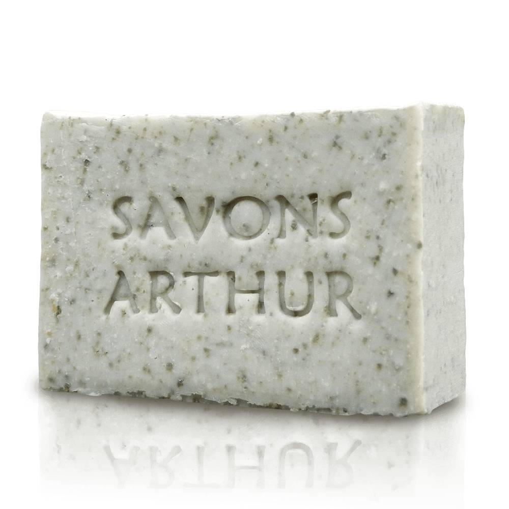 Savons Arthur Savon & Shampoing ARTHUR Bio Argile Verte - Peaux grasses